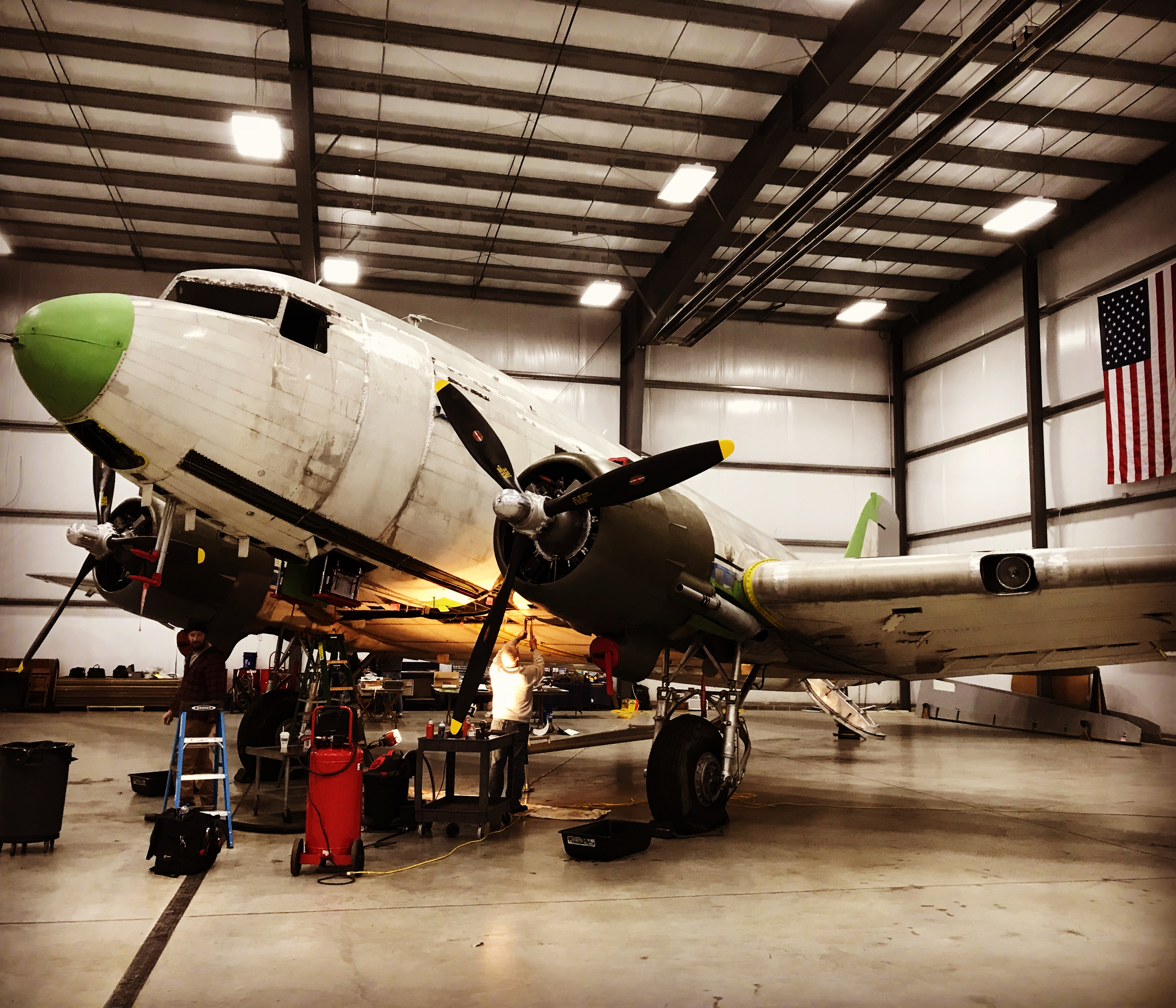 Beach City Baby High Flight Academy How A Propeller Works Aviation And Engineering Fabio Ruberto On The Restoration Of Douglas C 53